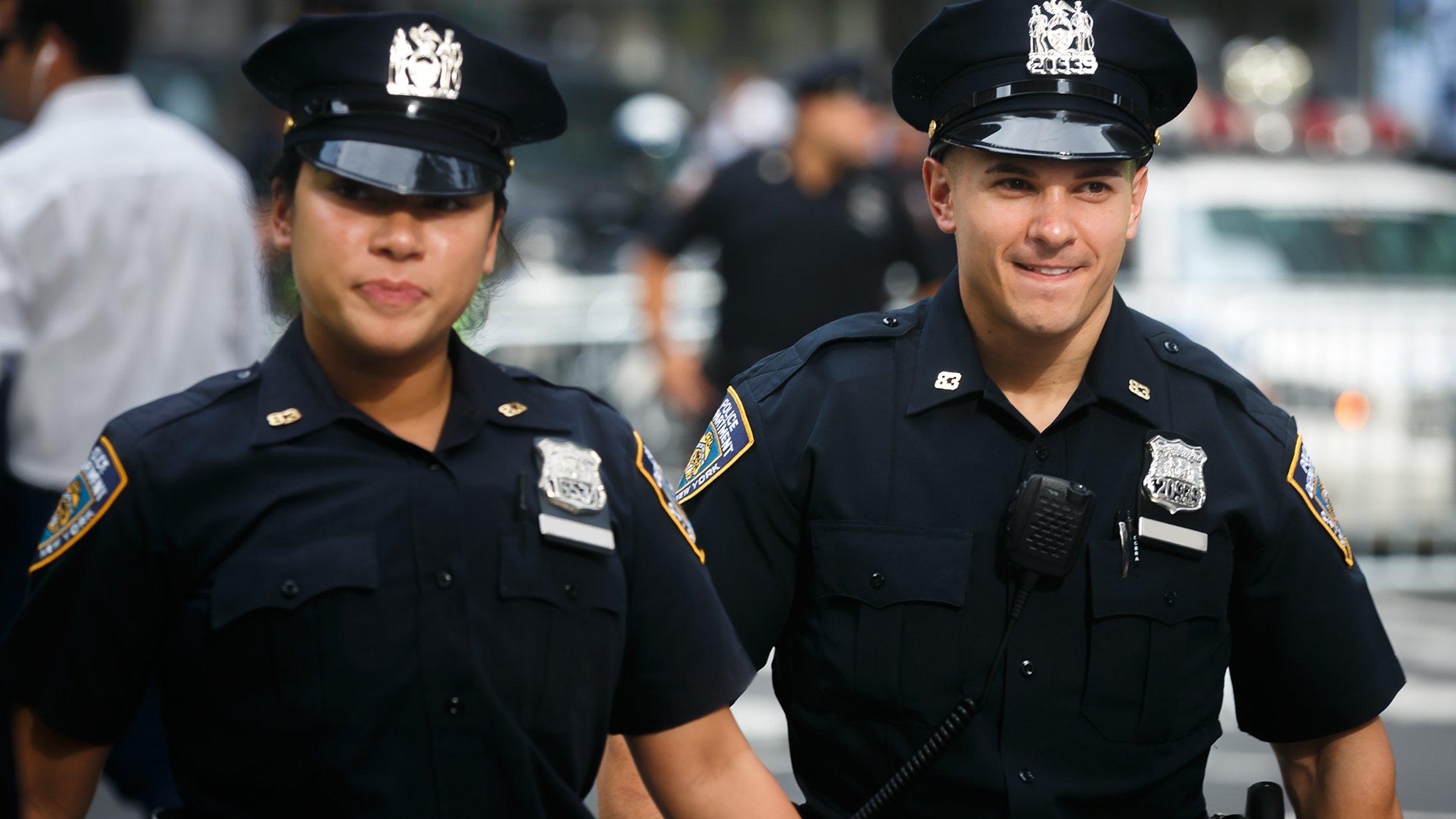 The National Law Enforcement Survey 2
