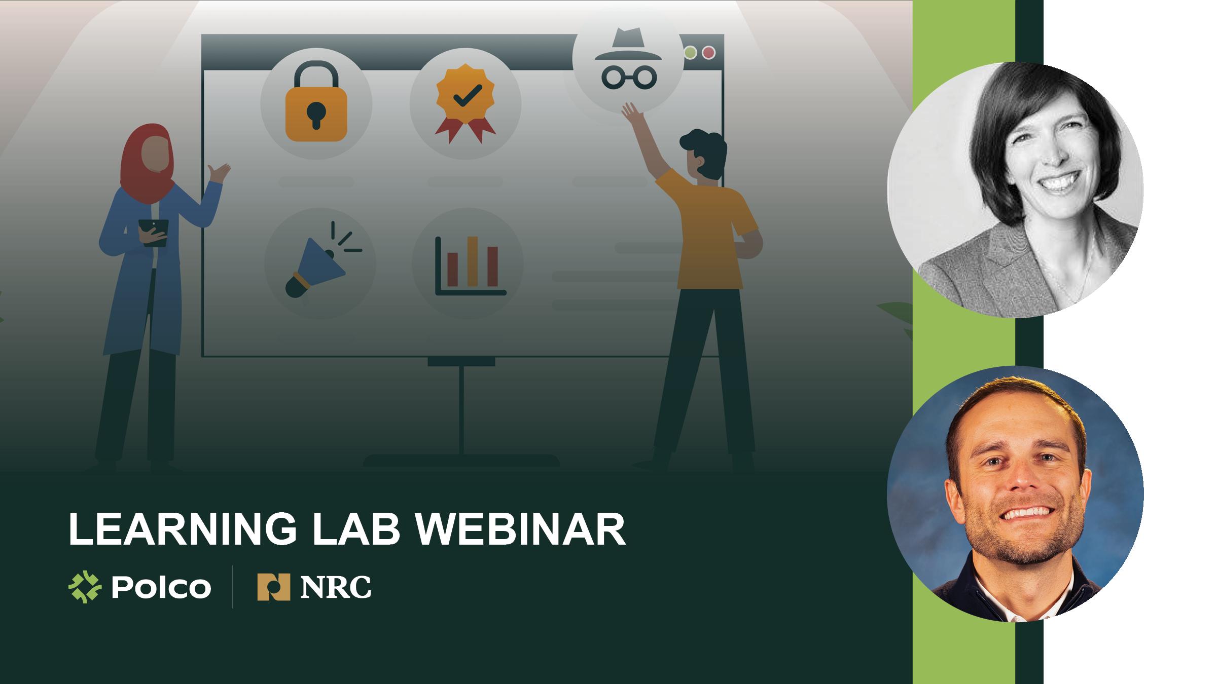 April 2021 Learning Lab Webinar Image