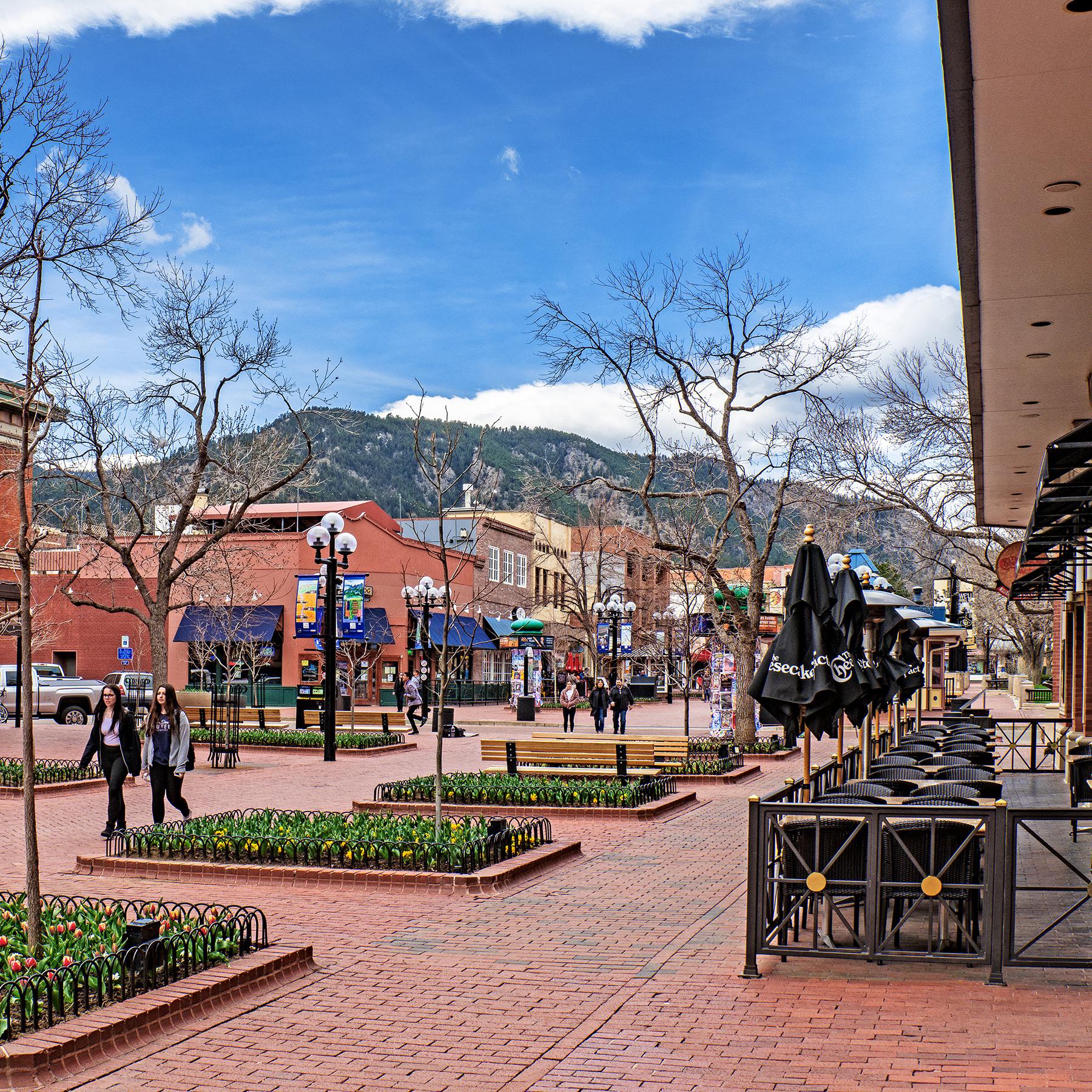 Downtown Boulder Square